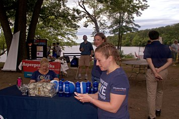 Vendors along the Merrimack