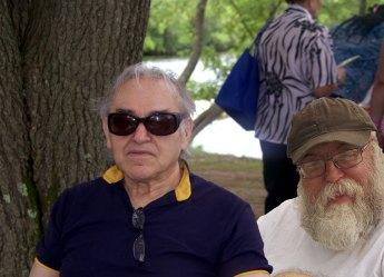 Adam & Woody
