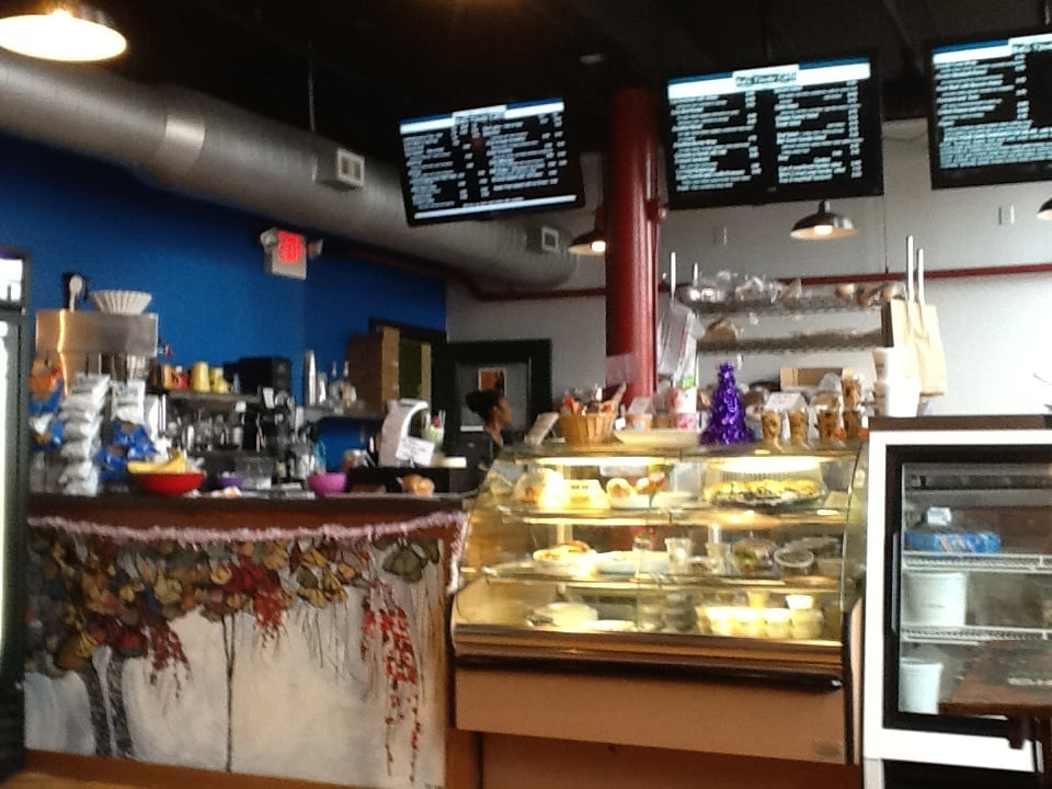 Bell Tower Cafe - 60 Island Street, Lawrence, MA