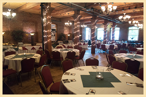 Galleria Banquet Room