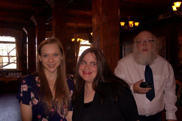 Jenn Tullgren, Lisa Rajczyk, Tom Wood
