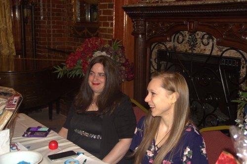 Lisa Rajczyk & Jenn Tullgren