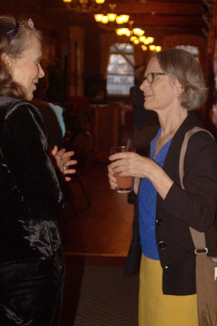 Jane Thiefels & Lysbeth Noyes