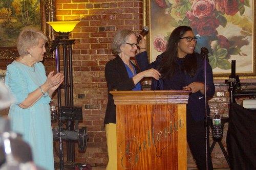 Eva Rajczyk, Lysbeth Noyes & Juana Matias
