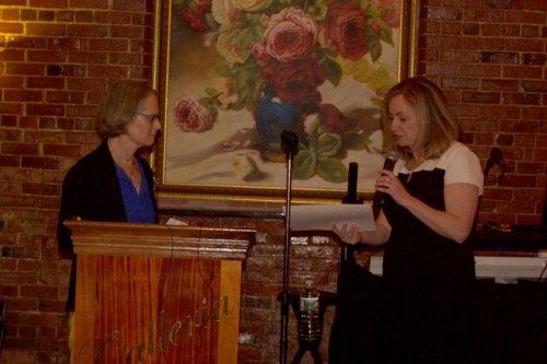 Lysbeth Noyes & Eileen Bernal