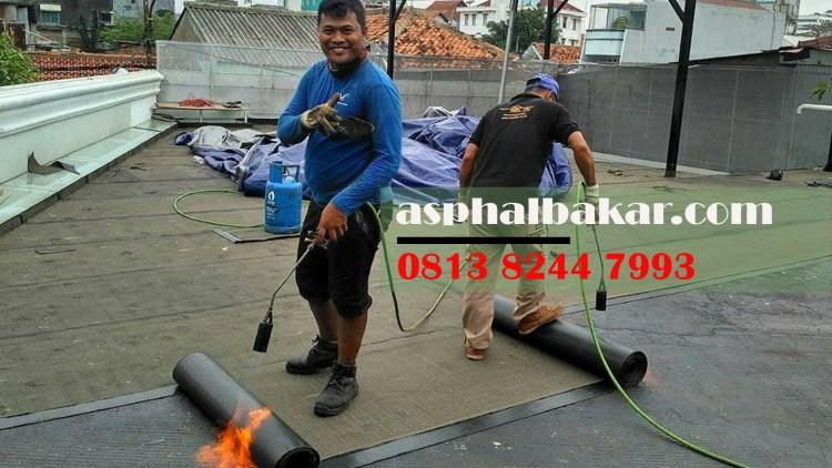 0813-8244-7993 - telepon :   HARGA MEMBRAN BAKAR WATERPROOFING PER ROLL di  Kuta Baru, Kabupaten Tangerang