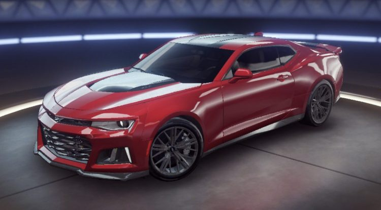 シボレー Camaro ZL1 50th Edition