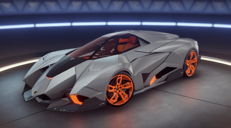 Lamborghini Egoista Incoming Asphalt 9 Legends Database