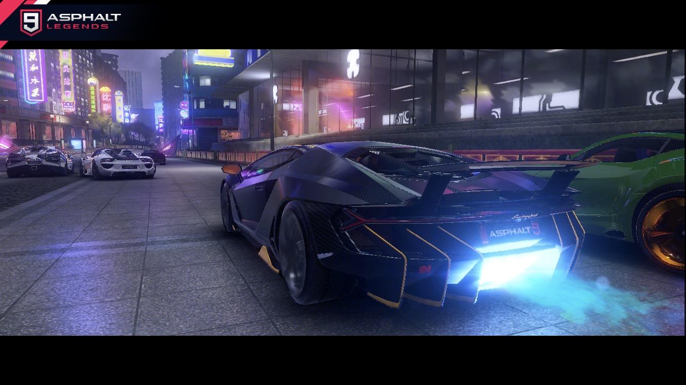 Lamborghini Centenario Asphalt 9 Legends Database