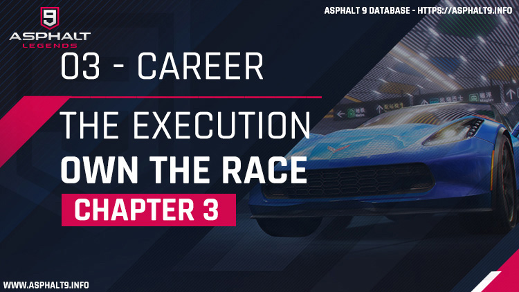 career the execution own the race chapter 3