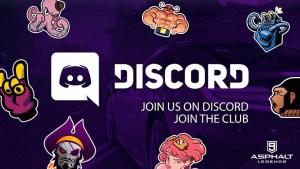 Asphalt 9 Legends Discord Server Official