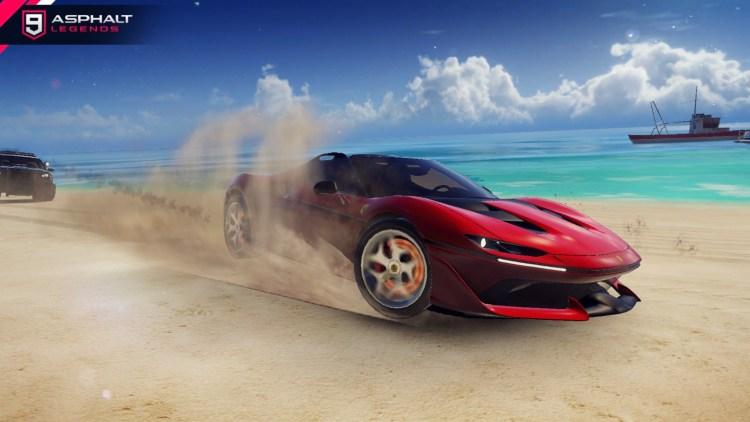 asfalto 9 Ferrari J 50 Gallery5