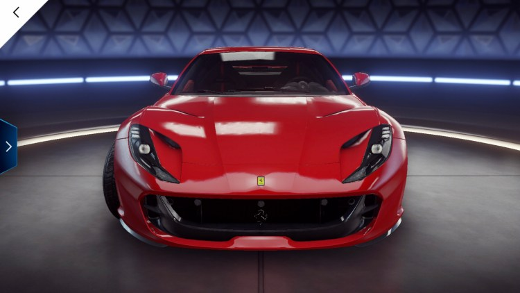 Asphalt 9 Ferrari 812 Superfast 2
