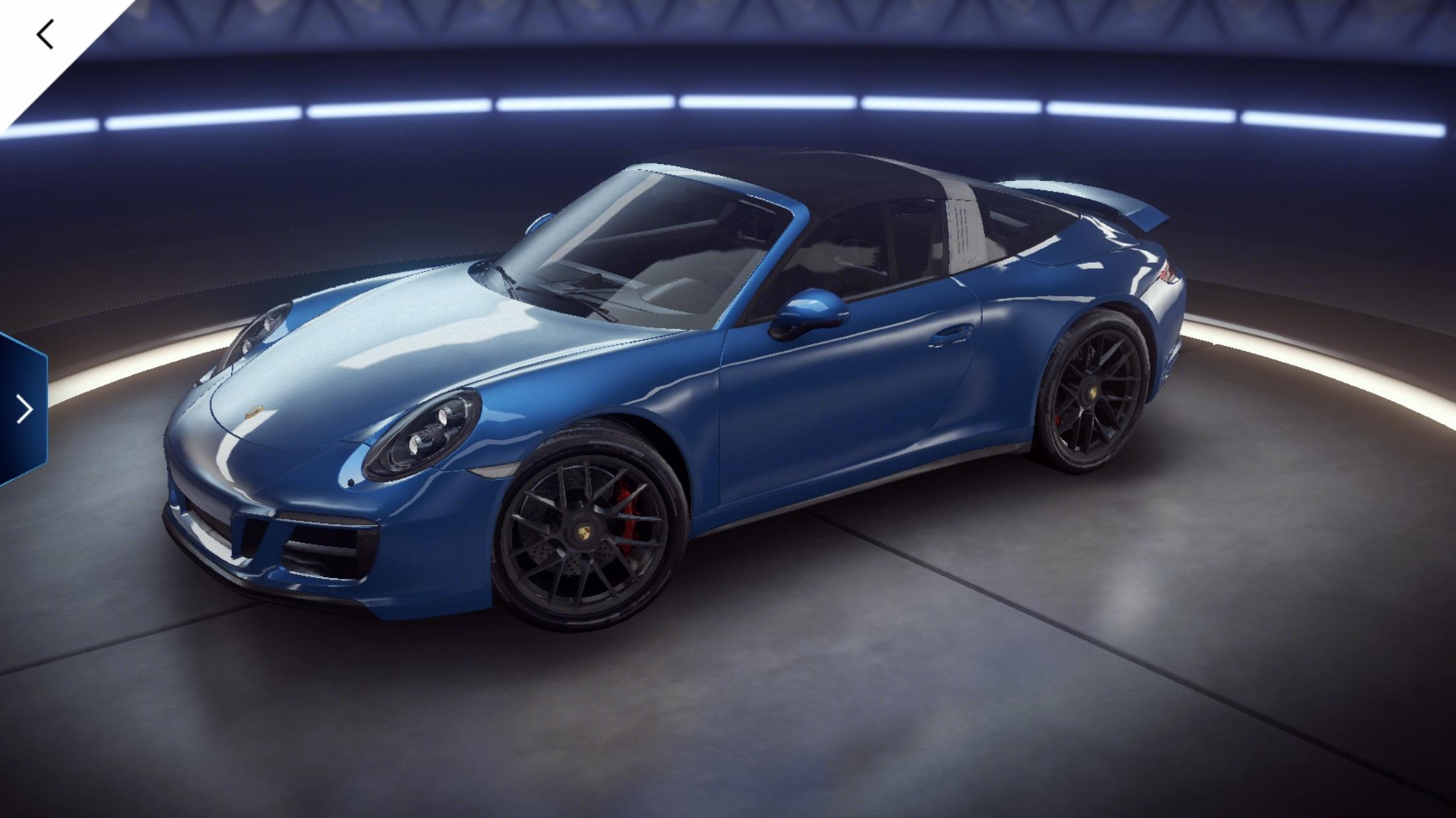 Porsche 911 Targa 4s Asphalt 9 Legends Database