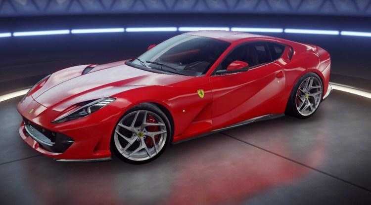Ferrari-812 Superfast