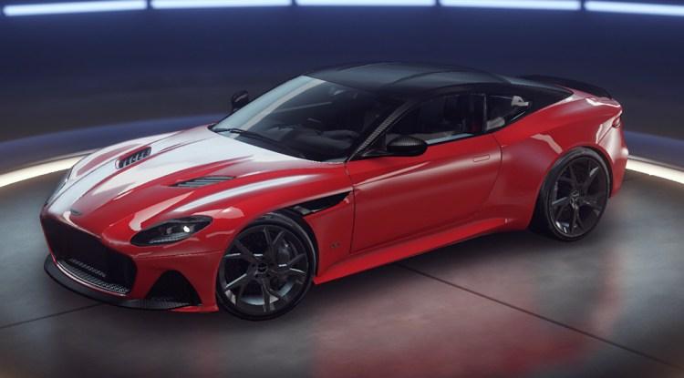 Aston Martin DBS 슈퍼 레게 라