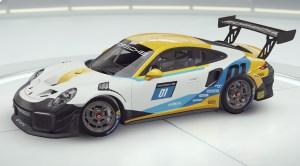 Асфальт 9 Porsche 911 GT2 RS Clubsport
