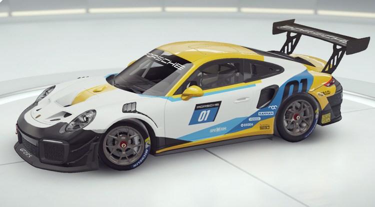 Asphalt 9 Porsche 911 GT2 RS Clubsport