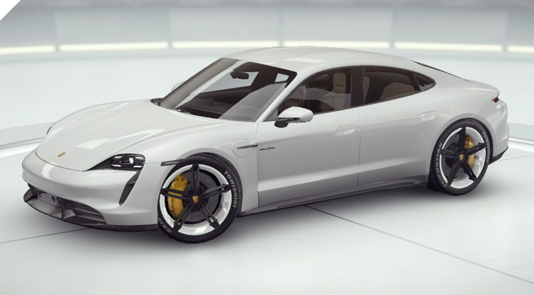 アスファルト9 Porsche Taycan Turbo S