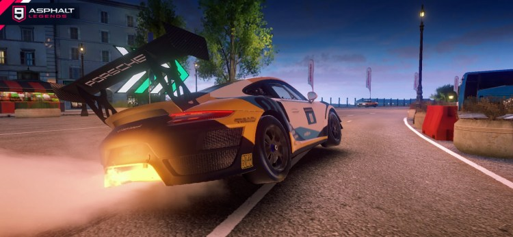 Asphalt 9 Legends Porsche 911 GT2 RS Clubsport المعرض 1