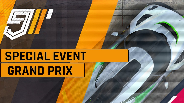 Immagine in primo piano dell'evento Asphalt 9 Grand Prix