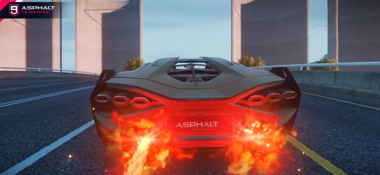 Asphalt 9 Legends Lamborghini FKP 37 Gallery_6
