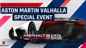 Aston Martin Evento especial de Valhalla