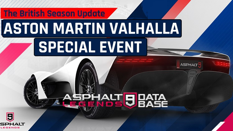 Aston Martin Événement spécial Valhalla