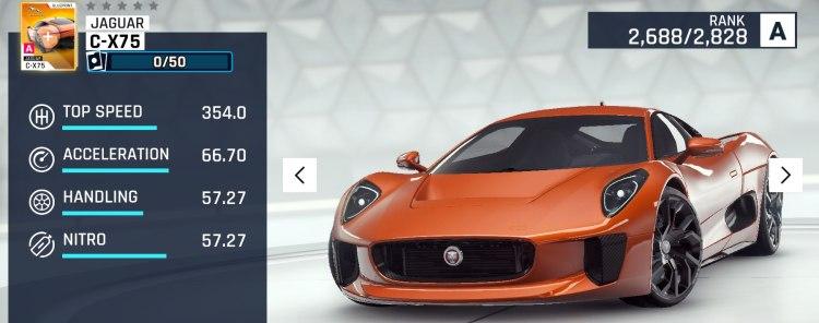 update 14 Jaguar C-X75