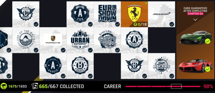Update 15 Ferrari Season New Career Season