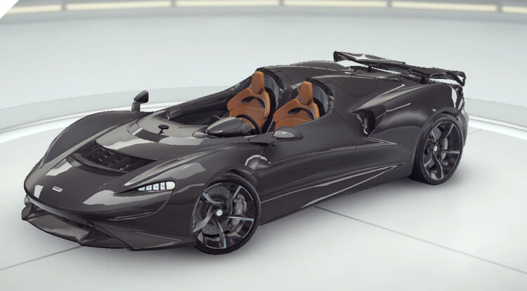 Asphalt 9 McLaren Elva