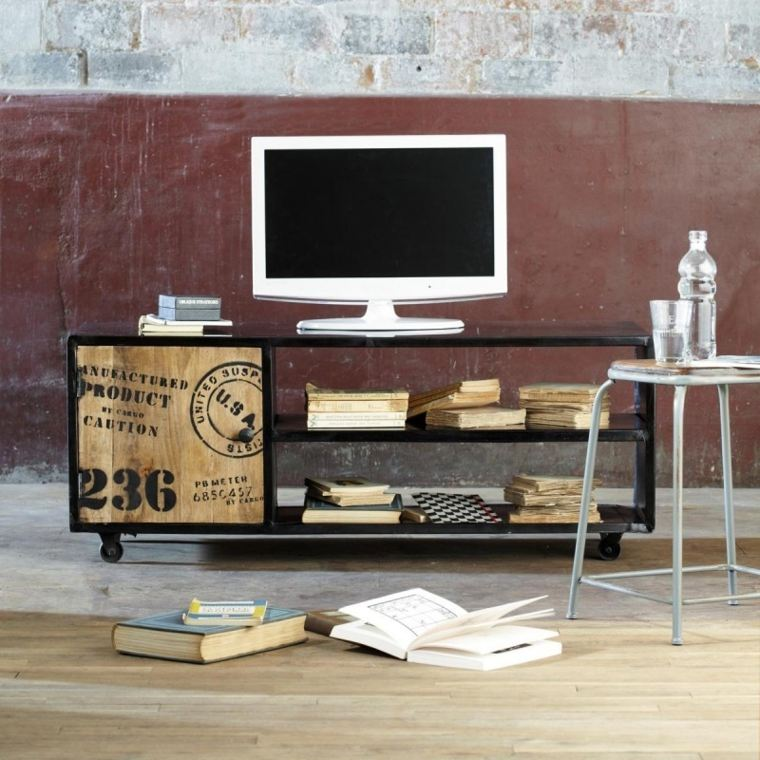 tv cabinet library design in 50