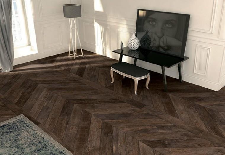 imitation parquet floor tiles in 85