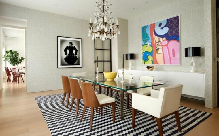 contemporary glass table 24 design