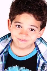 Matthew Alexander Rivera, model