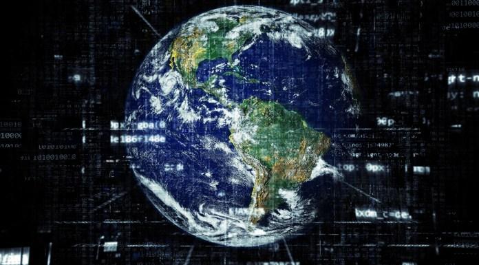 The globe of Earth | Aspioneer