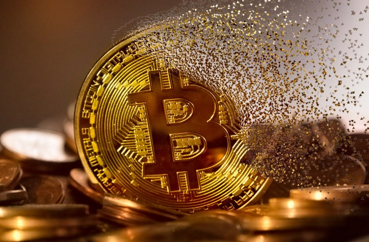Bitcoin is now steadily trading below US$4,000 and has been constantly on a downward ride over the last year, losing more than half of its market capitalisation | Aspioneer