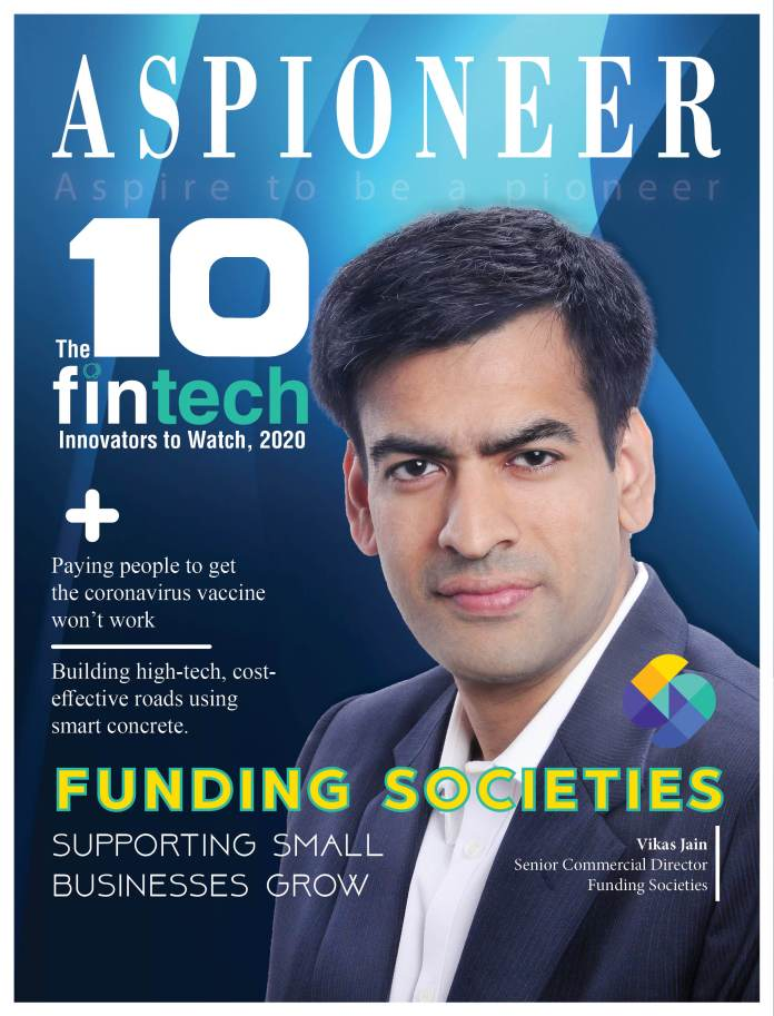The 10 FinTech Innovators to Watch, 2020.