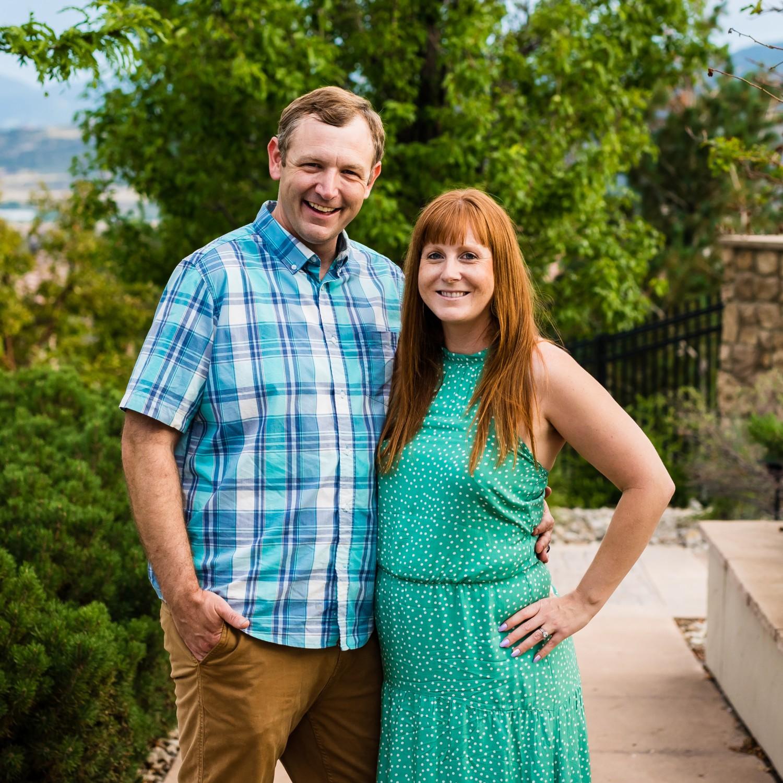 Brandon and Maggie Williams, Founders, Iron Edison.