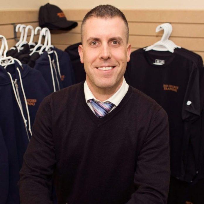 Steve Collette, Founder, 3rd Degree