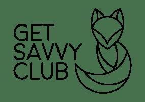 Get Savvy Club Final Logos_Black