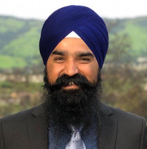 Amolak Badesha, Co-founder & COO, Orbital Composites.