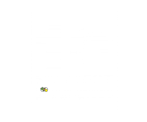 White Logo: Hottest Food & Restaurant Franchises, 2020.