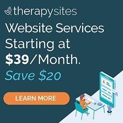 TherapySites May 2020 Promotion