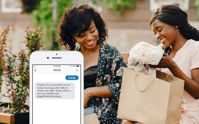 Mobile Messaging Case Study: K98.3's Grab Your Bag