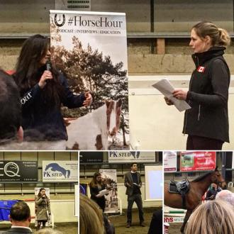 Equestrian Enterprise Series. A few thoughts on #HorseHour's Equestrian Business Education Forum