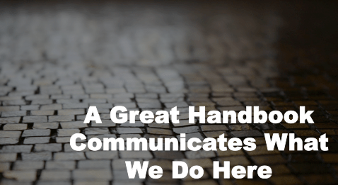 Why You Need a Great Employee Handbook
