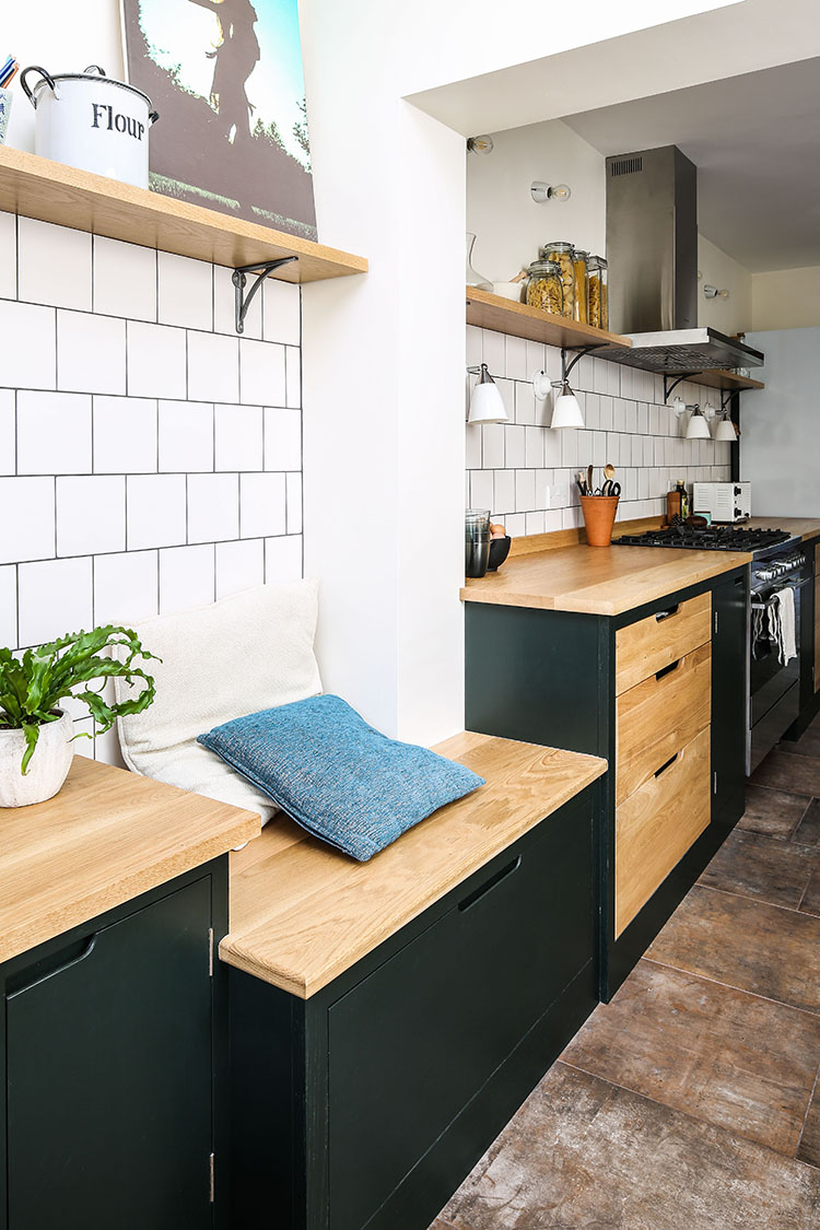 This Kitchen Is Green In More Ways Than Just Its Cabinet Color