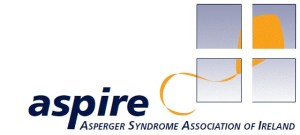 Aspire Logo, Aspire--The Asperger Syndrome Association of Ireland, vector/logo/dark font colour