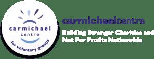 Carmichael Centre Logo, Carmichael Centre--for voluntary groups, Modification 1